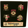 1999 World Series Championship Pin Set