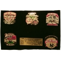 2000 Subway Series Championship Pin Set
