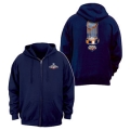 01 2009 World Series Champions Trophy Hood with Full Zipper Sweatshirts
