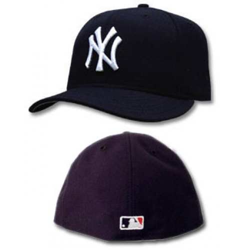 21bc8c6a81169 03 Authentic Yankees Fitted Hat by New Era 59 50