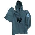 21 Charcoal Gray Tonal Yankee Hood  Closeout $45.00