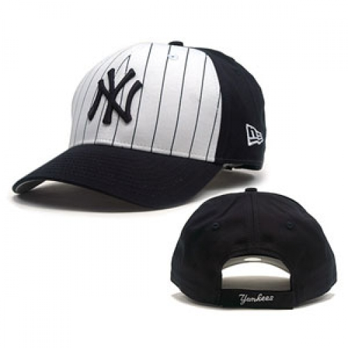 64e3e6d83 10 New Era Pinstripe Adjustable Cap This item is SOLD OUT 6/13/2018