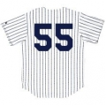 Custom Replica Yankee Home Jerseys With Numbers Only
