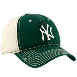 15 Yankees Green and Tan Shamrock Cap    Sold Out 12 14 2017 1ced1c808ed