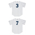 Customized Home Authentic Yankee Jerseys - Mens Sizes