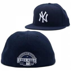 02 2009 Yankees Inaugural Season Fitted  Cap