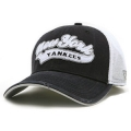 12 Yankees Script navy front and white Mesh back Cap