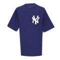 27 Sewn On NY Logo Short Sleeve T's