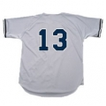 Yankees Road Replica Custom Jerseys Adult and Youth Sizes With Numbers