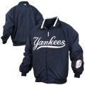 Adult New York Yankees Jacket Unlined / Zipper Front