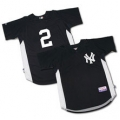 Custom Authentic Yankee Home Batting Jersey with Numbers Adult Sizes