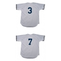 Yankees Road Replica Jersey Create your favorite Custom numbered Jerseys