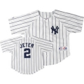 Kids Jeter Replica Home Yankee Jerseys with Name and Number Jerseys